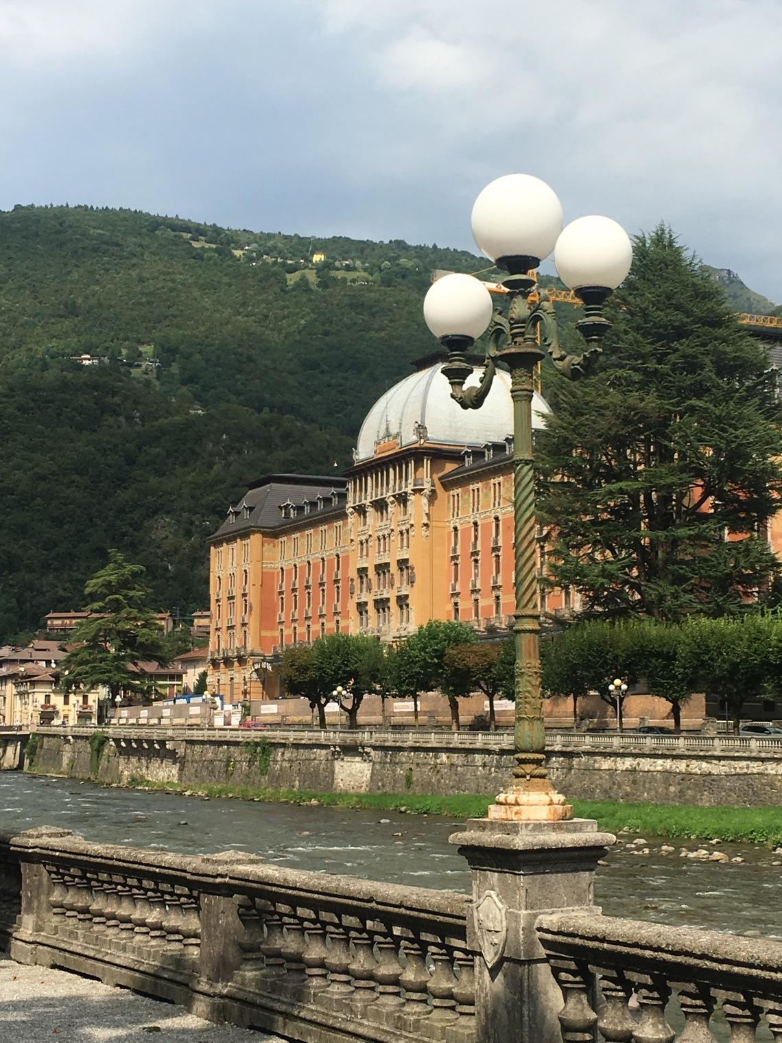 Grand Hotel di San Pellegrino Terme
