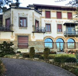Villa passeri verticale