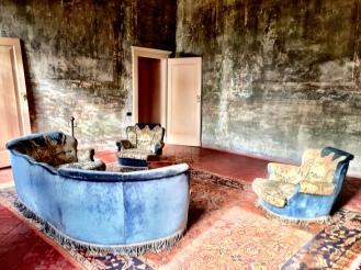 Salottino di Palazzo Barbò